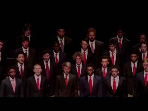 Men's Chorus - 2017 Finale Concert - Firestone High School