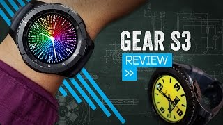 samsung gear s3 review the watch that does everything
