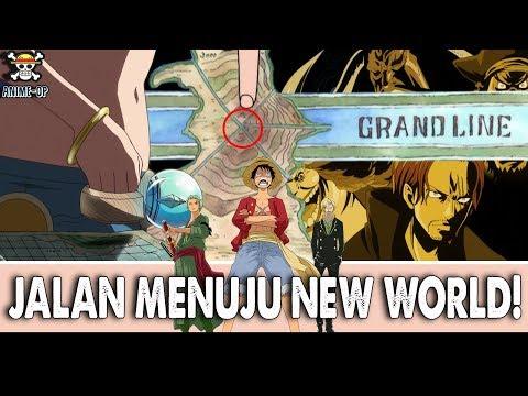 BAGAIMANA CARA MENCAPAI LAUTAN NEW WORLD? INILAH JALAN MENUJU NEW WORLD!