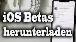 iOS 13 Beta herunterladen & installieren   Quick Tipp iOS Public Beta herunterladen   German/Deutsch