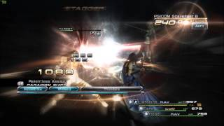 Final Fantasy XIII PC Gameplay
