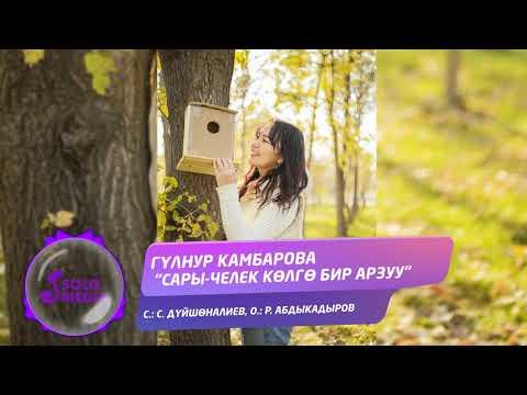 Гулнур Камбарова - Сары