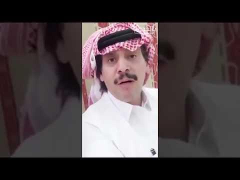 قصيدة محمد ابن الذيب بعد قطع العلاقات مع قطر ورد شاعر سعودي