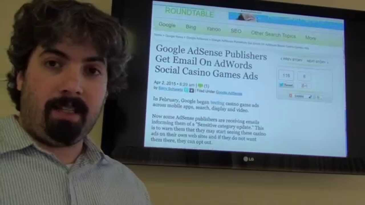 Wikipedia Dives In Google, AdWords Phone Verifications, Casino Ads & April Fools