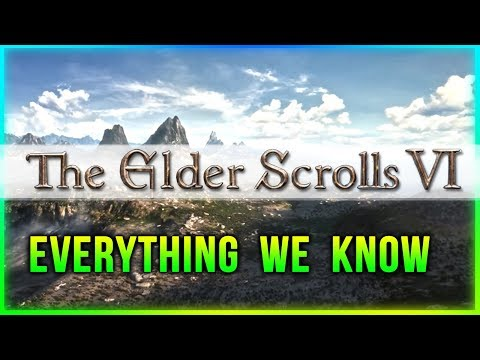 The Elder Scrolls 6 – Highrock or Hammerfell – Everything we know