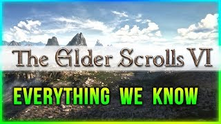 The Elder Scrolls 6 - Highrock or Hammerfell - Everything we know