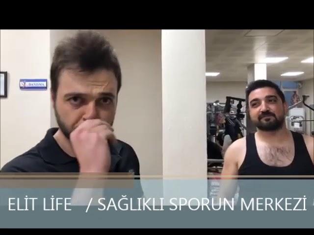 ELİT LİFE SPOR MERKEZİ SOMA
