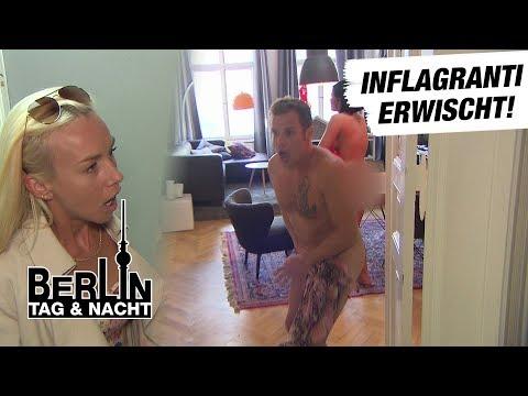 Berlin - Tag & Nacht - Schock für Peggy! #1552 - RTL II