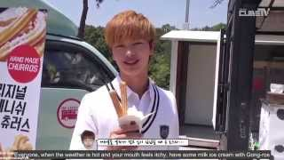 Video [ENG SUB] Yook Sungjae - Who Are You School 2015 Filming Set Behind download MP3, 3GP, MP4, WEBM, AVI, FLV September 2018