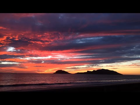 Atardecer en Mazatlán - 6 de Enero 2020