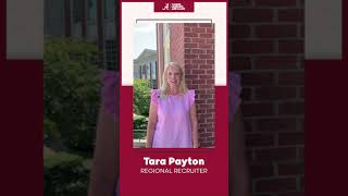 Connect With Your Recruiter Today! | The University of Alabama