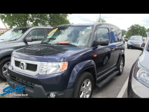 2010 Honda Element - For Sale Condition Review Walkaround | Stokes Honda April 2017