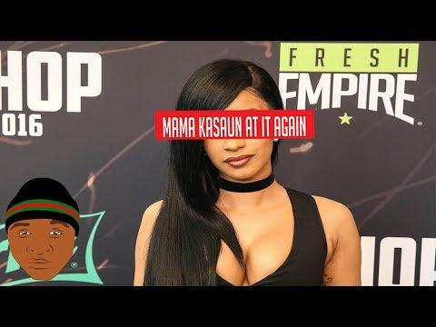 "Cardi B Ft. Nicki Minaj - ""Twerk Anthem"" Type Beat (Prod by. KaSaunJ)"