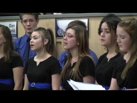 Palmer High Jazz Choir