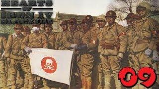 Hearts of Iron IV - Black ICE Japan Again 09 Japanese Army Hard Battles