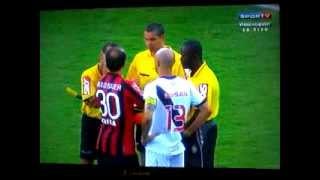 Briga de torcida no estadio: Atletico PR x Vasco  incrivel