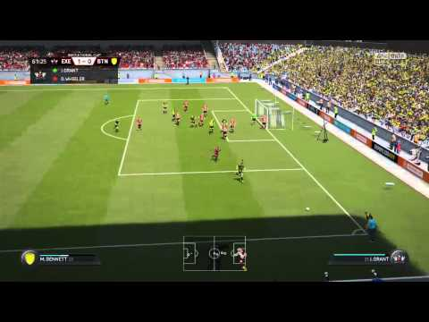 Fifa 16 burton albion career ep.1