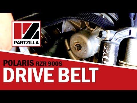 Polaris RZR Drive Belt Change | 2015 Polaris RZR 900S  | Partzilla.com