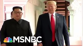 Lawrence: President Trump Accomplished 'Nothing' At Summit With Kim Jong Un | The Last Word | MSNBC