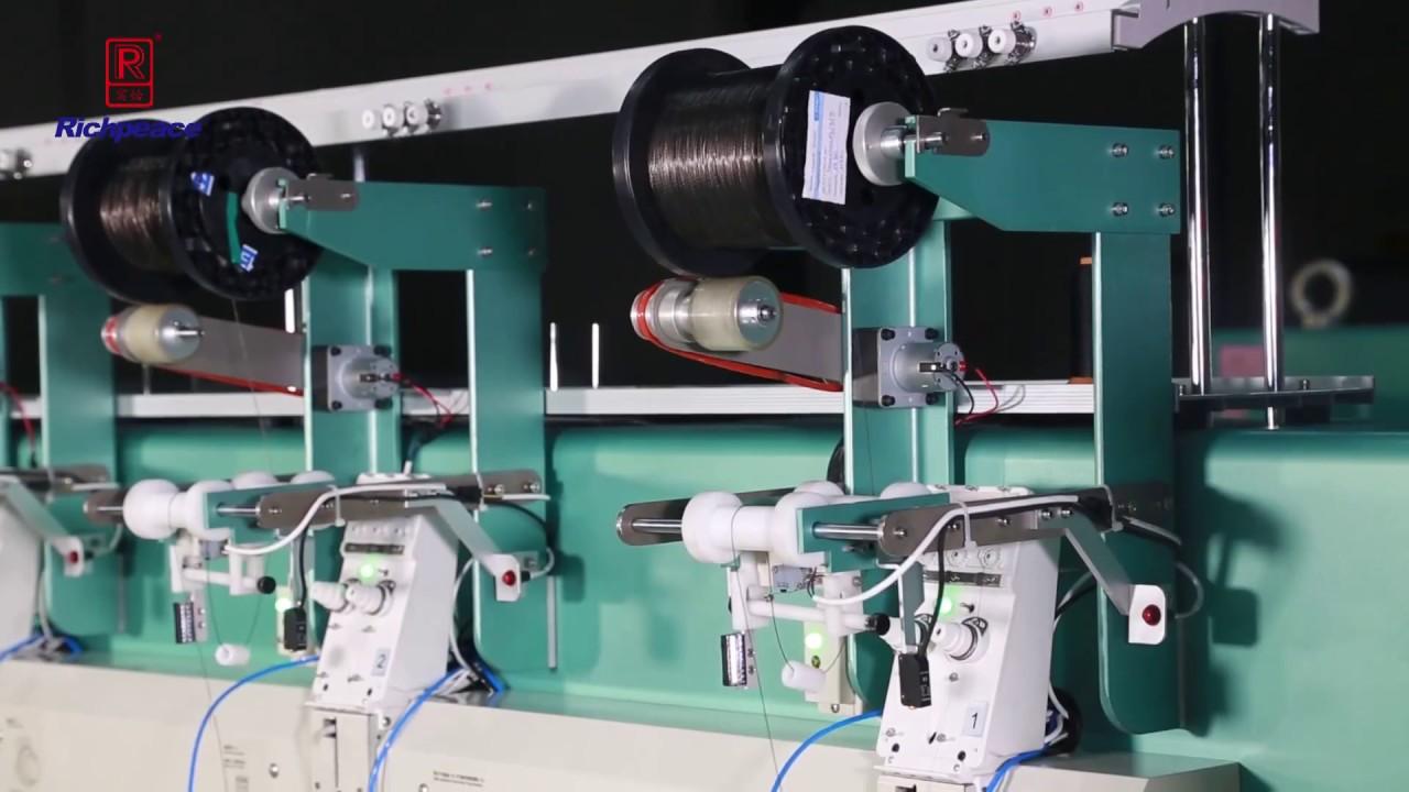 Heater Wire Sewing Machine - WIRE Center •