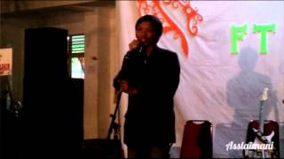 "Yunus K alias ""opo"" - Juara Stand Up FT UNY"