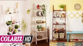HAVE YOU KNOW THIS? 55 Beautiful Ladder Shelves Decorating Ideas to Inspire You