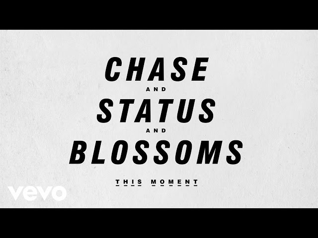 Chase & Status And Blossoms - This Moment (Teaser)