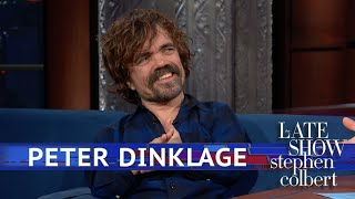 Peter Dinklage Helped Jamie Dornan Prep For