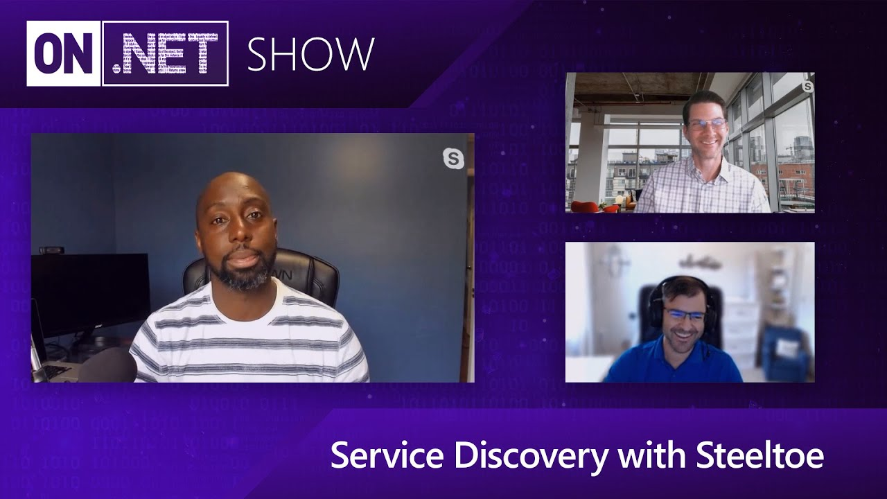Service Discovery with Steeltoe