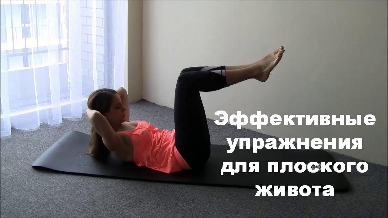 Плоский живот в любом возрасте: 5 эффективных упражнений