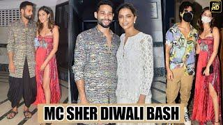 Ananya Panday PARTIES Hard With Deepika Padukone & At Siddhant Chaturvedi's Diwali Party