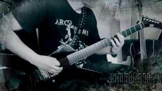 Dimmu Borgir - Kings Of The Carnival Creation (guitar cover)
