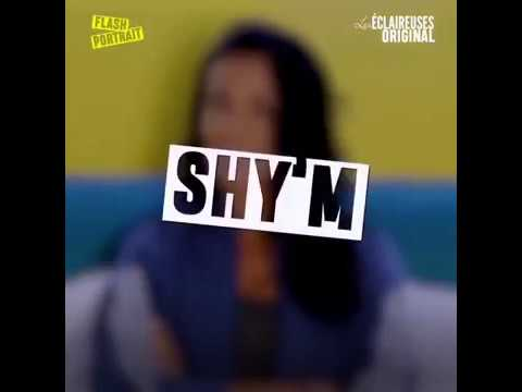 Shy'm - Interview pour «Les éclaireuses» (02/05/2018)