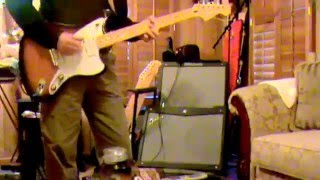 Fender Squier VM Jazzmaster Guitar (Song Medley) With Fender Mustang IV Amp Demo
