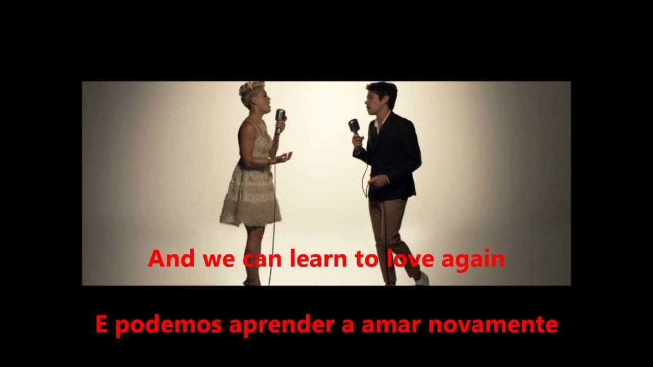 Download Pink - Just Give Me A Reason ft. Nate Ruess - Legendado