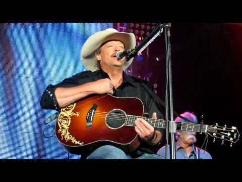 Alan Jackson - As She's Walking Away