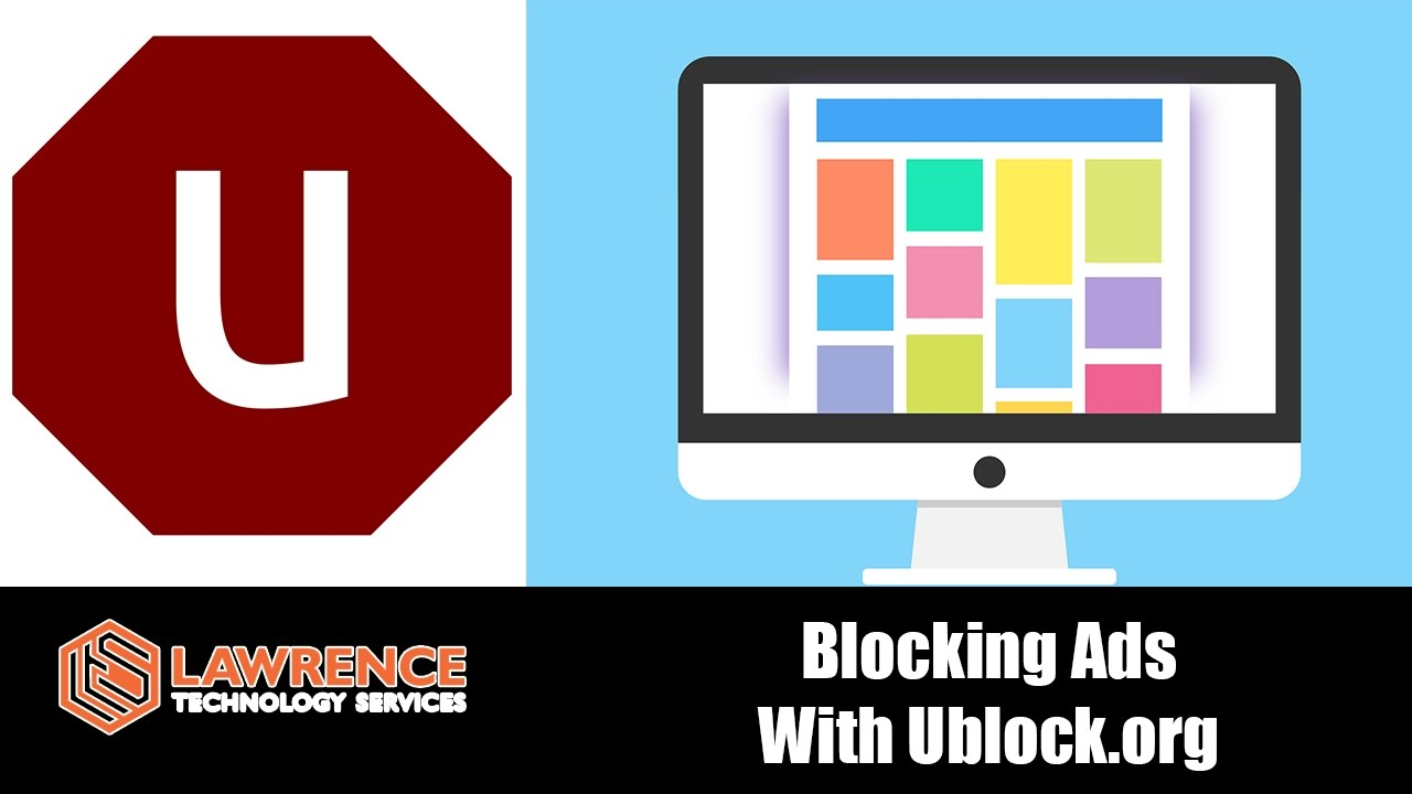 Installing and using Ublock to block ads and help protect your browser from  malware