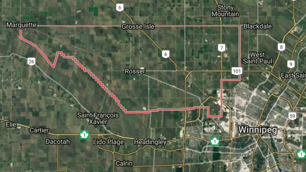 Lafc Subway Map.Manitobaville Win 25 000 For Your Community