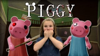 Roblox Piggy Game! My MOM Is PIGGY