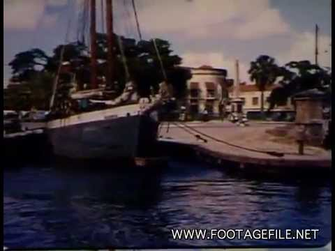 Isles of the Caribbean (1950s)