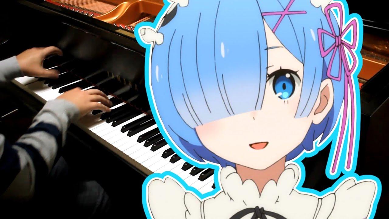 rezero-kara-hajimeru-isekai-seikatsu-ed-styx-helix-full-theishter-anime-on-piano
