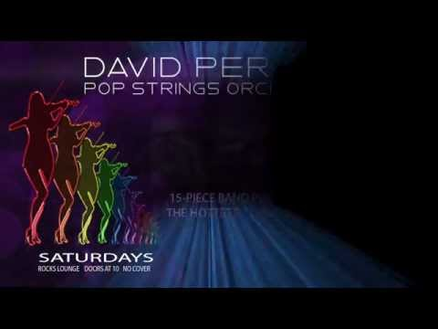 David Perrico - POP STRINGS OFFICIAL 20 Second PROMO RED ROCK HOTEL