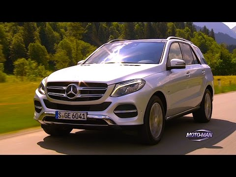 2016 Mercedes Benz Gle 550 E 500 Plug In Hybrid Ev Phev First Drive Review Austria You