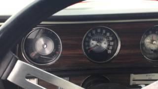 Cutlass dashboard