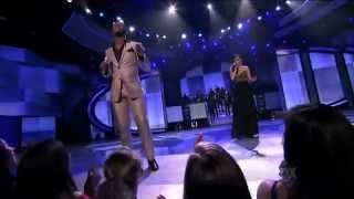 Jessica Sanchez and Joshua Ledet - I Knew You Were Waiting (For Me)