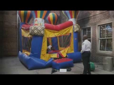 Brooklyn Nine-Nine - Bounce House