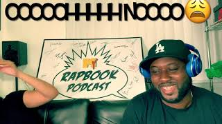 """MY RAPBOOK PODCAST S04 EP48 """"THE OFFICE"""""""