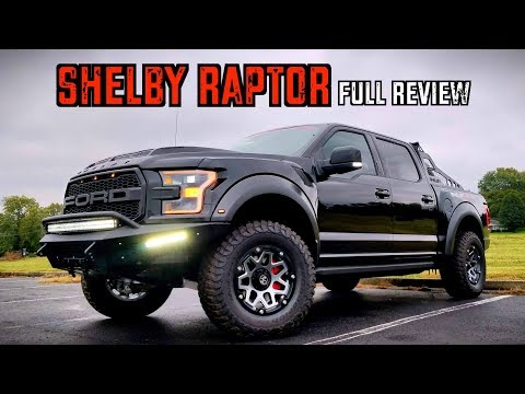 $120,000 Ford Shelby Baja Raptor: FULL REVIEW | Bring On The Zombie Apocalypse!