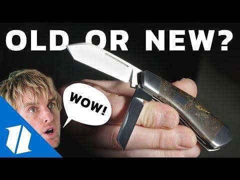 NEW Old Pocket Knives - Modern Traditionals | Knife Banter Ep. 78