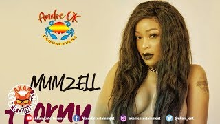 Mumzell - Horny Gal [Hot Draws Riddim] September 2019